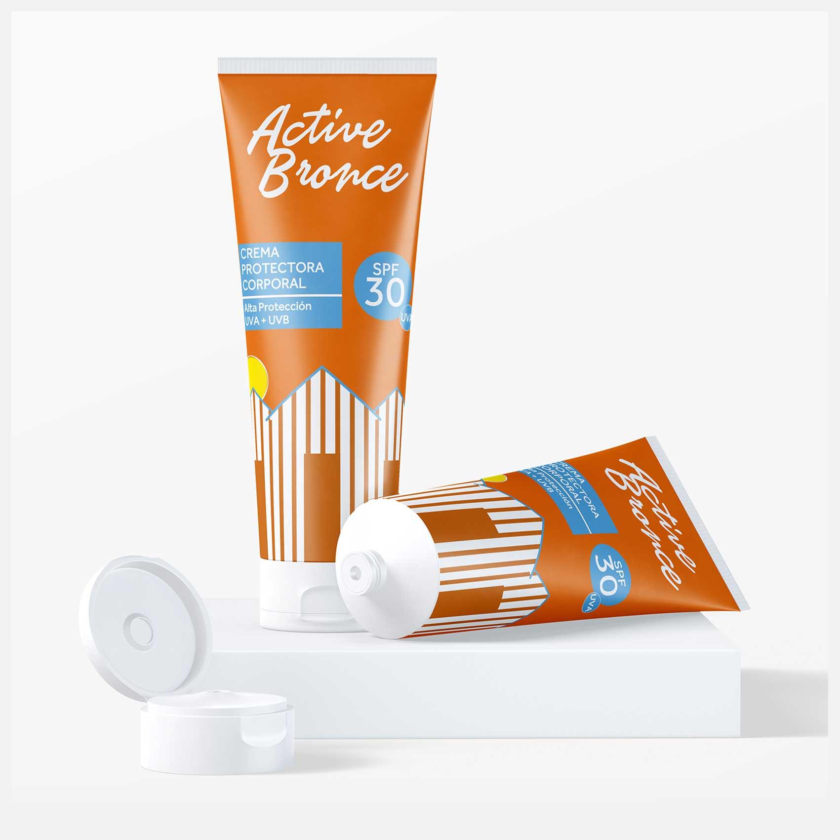 Diseño Packaging Crema