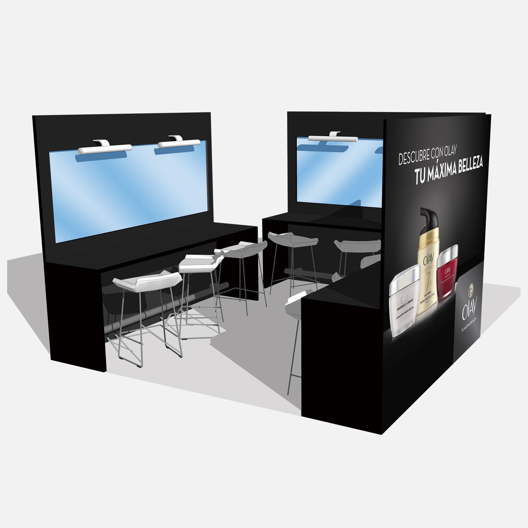 Diseñador Mobiliario Eventos