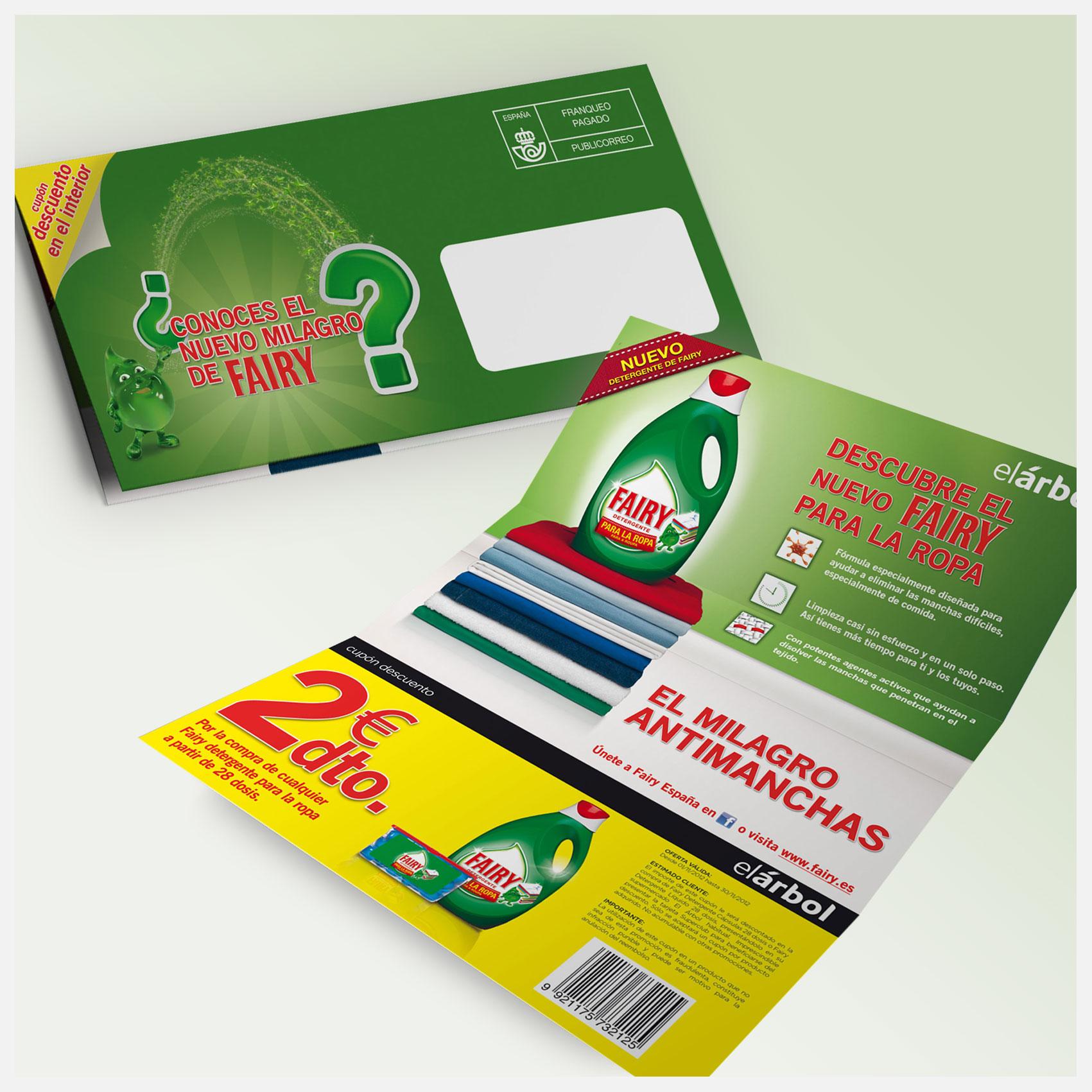 Diseño Marketing Directo DTCM